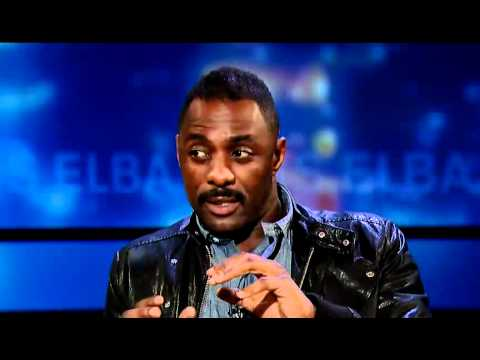 Idris Elba On Nelson Mandela And Stringer Bell