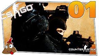 Counter-Strike Global Offensive #01 - Gungame | Let's Play CS GO deutsch Gameplay german