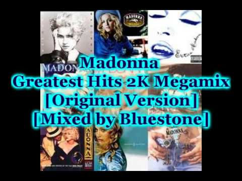 Madonna Greatest Hits 2KMegamix