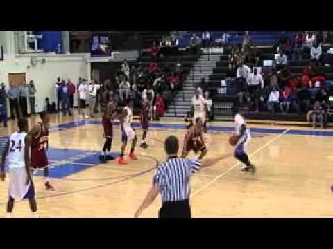North Kansas City vs. Washington high school basketball 12.09.11