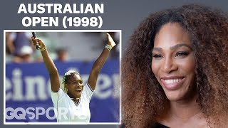 Serena Williams Breaks Down Her Most Iconic Tennis Matches | GQ Sports