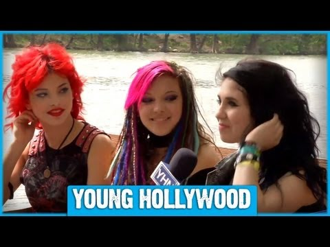 Cherri Bomb on Getting a Shout Out From Marilyn Manson!