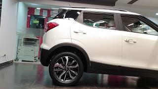 Mahindra XUV300 Colors|Orange,White&Silver|Variants|Exterior,Interior,Engine Bay,Boot Space