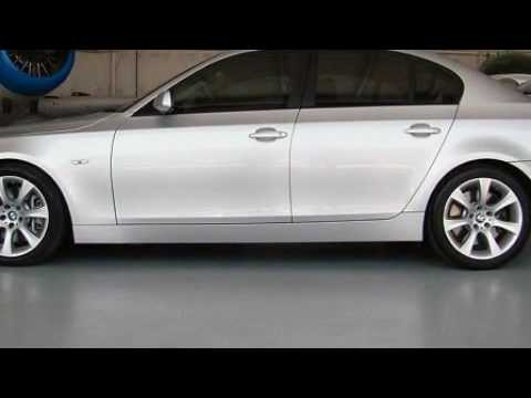 Used 2007 BMW 550i Sport Dallas TX