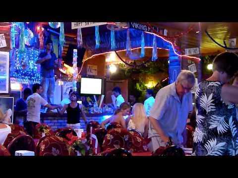 Alanya- 2010 Turkey. Restaurant Scandinavia