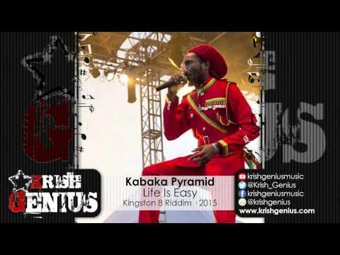 Kabaka Pyramid – Life Is Easy [kingston 8 Riddim] January 2015 | Reggae, Dancehall, Bashment