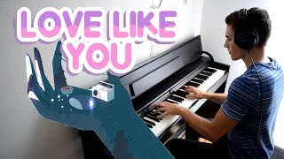 Love Like You (Ending Theme) - Steven Universe Piano Cover