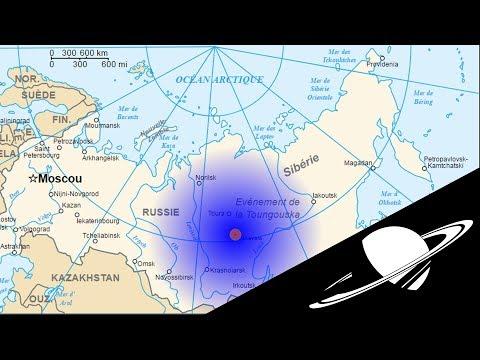 La Sibérie dévastée par une comète
