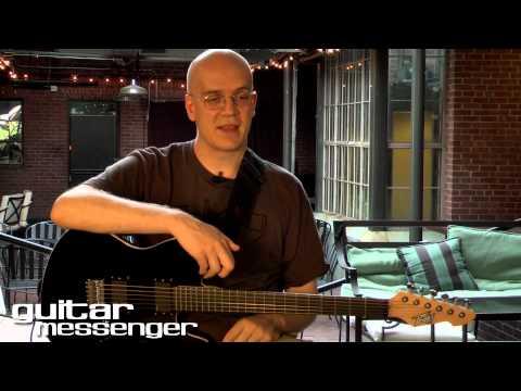 Devin Townsend Gear: GuitarMessenger.com