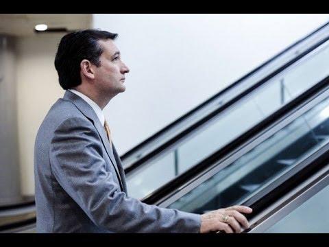 Ted Cruz Has Secret Debt Default Meeting To Save Himself