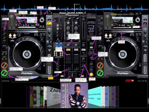 New Virtual Dj Skins 2013 (Pioneer CDJ 2000 and more). Free Downlaod.