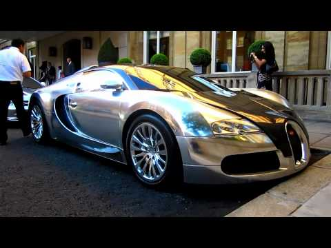 Bugatti Veyron Modified By Mansory