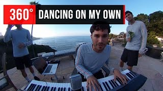 Download lagu Robyn - Dancing on My Own (Cover) 360