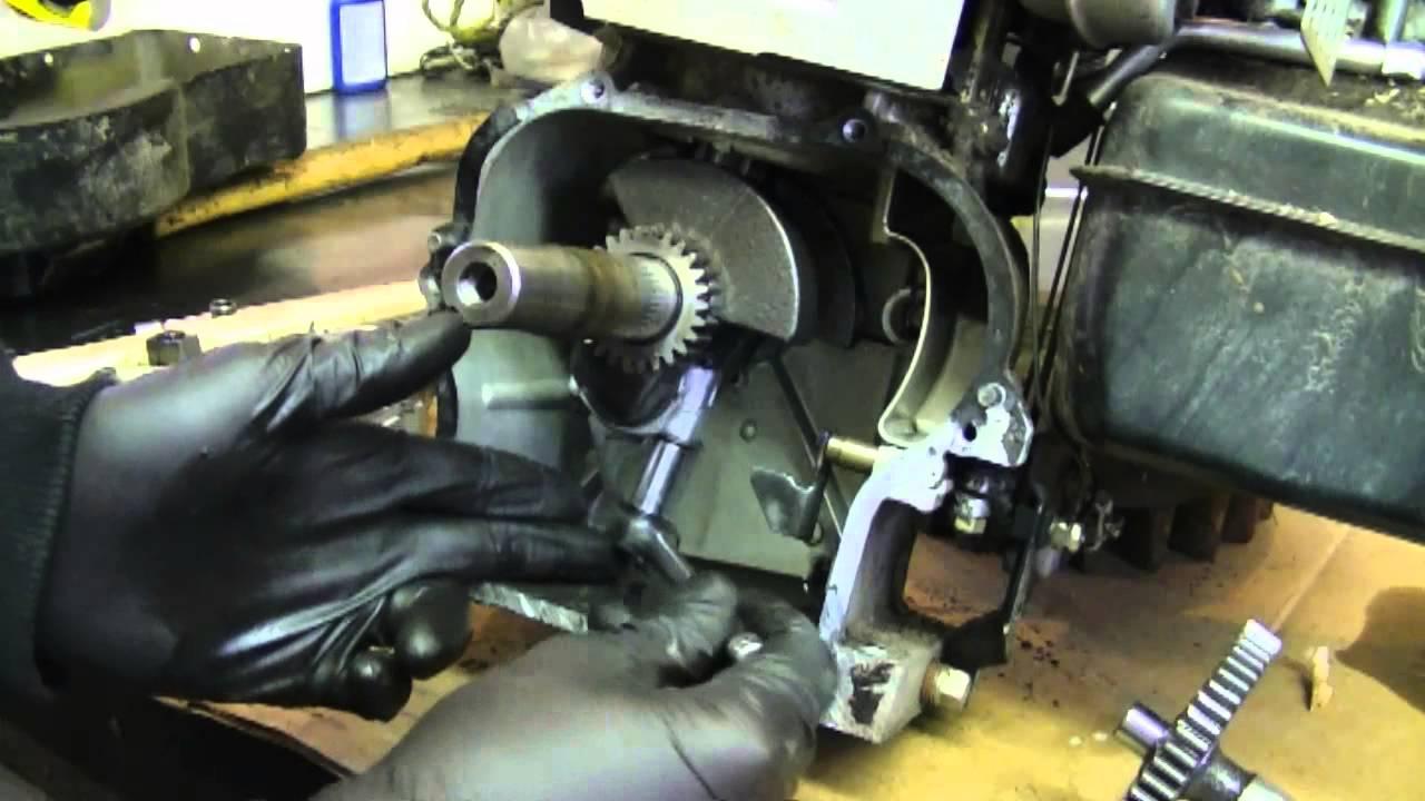 5hp Briggs Stratton Engine Teardown Possible Cause Of
