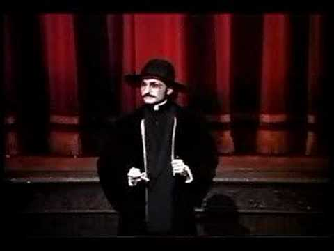FATHER GUIDO SARDUCCI Live Douglas Convent LP SNL actor ...
