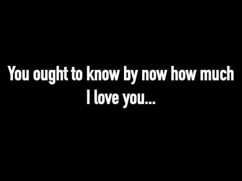 Nothing's Gonna Change My Love For You (Lyrics) - Westlife