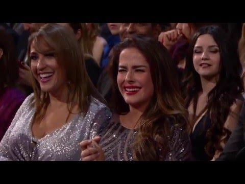 Danna Garcia ... Premios Lo Nuestro - 2016