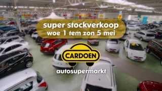 Cardoen Stockverkoop 1 mei 2013