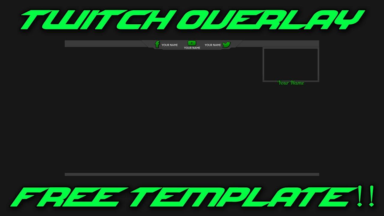 Paint Net Twitch Overlay