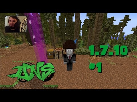 DNS Techpack | 1.7.10 #1: People Burgers