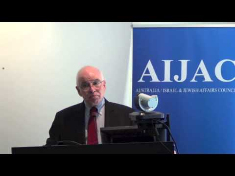 Dr Steve Rosen on President Obama's 2013 Middle East visit