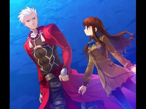 Fate/Extra CCC: Extra Archer vs FSN Archer