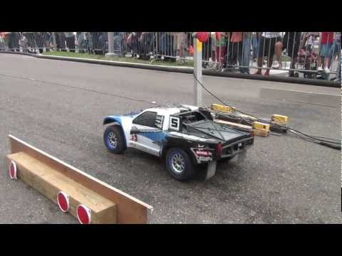 HPI Baja 5sc at CAR FEST 2012!