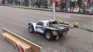 HPI Baja 5sc at CAR FEST 2012!