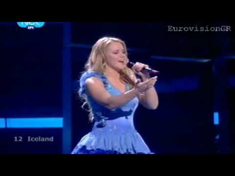 EUROVISION 2009 2nd WINNER -Iceland Yohanna - Is It True HQ STEREO