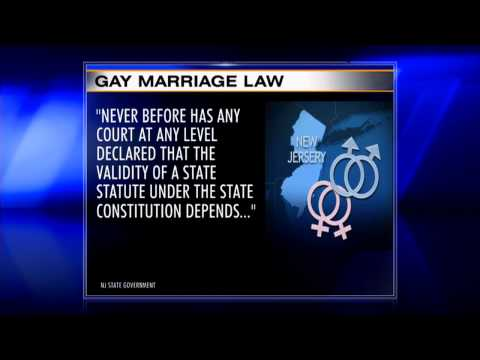 New Jersey Seeks Stay on Gay Marriage Ruling