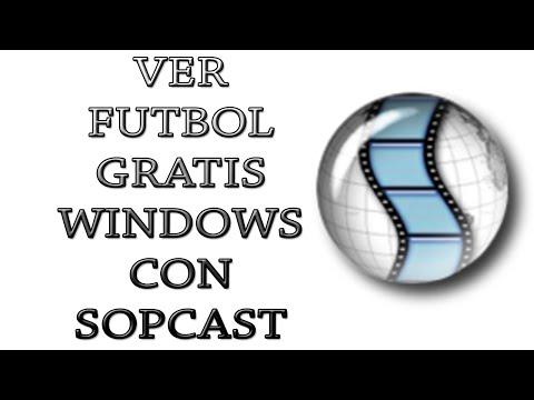 Sopcast Windows Eventos deportivos en directo