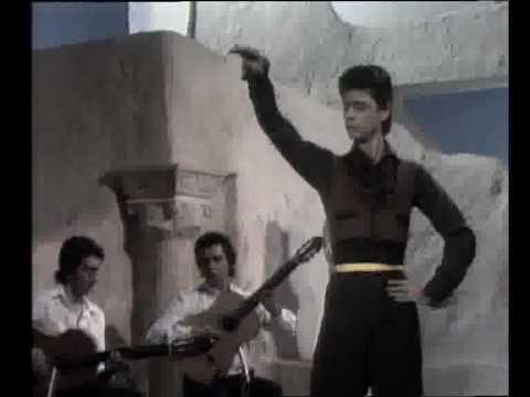 Baile por Soleá del Mimbre