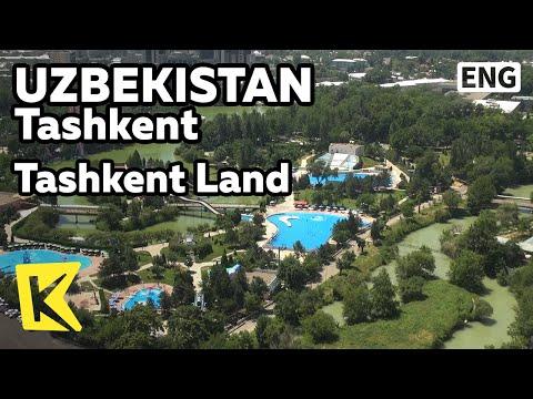【K】Uzbekistan Travel-Tashkent[우즈베키스탄 여행-타슈켄트]타슈켄트 랜드/Tashkent Land/Amusement Park/Lift/Playing