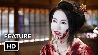 "Westworld 2x05 Inside ""Akane No Mai"" (HD) Shogun World Behind the Scenes"
