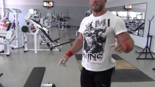 Klokov Dmitry - DEAD LIFT 300 kg - 5.07.2013