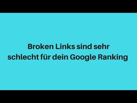 Broken Links finden