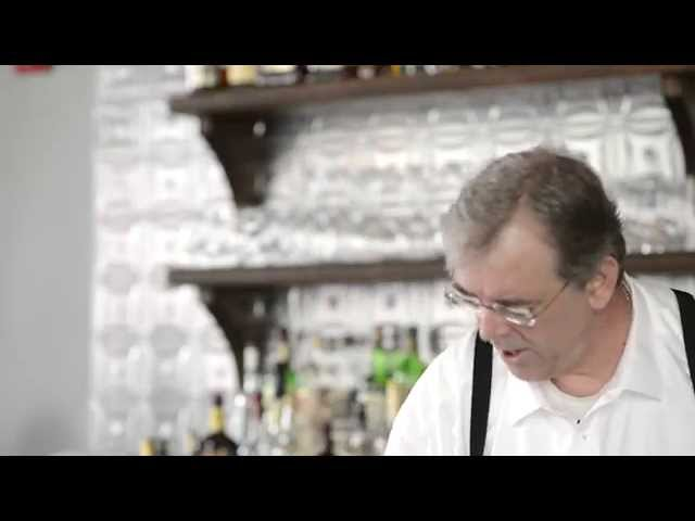 Behind the Bar in New Orleans: Side Car