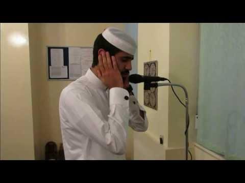 Beautiful Athan by Muhammad Taha Al-Junayd - Call to Prayer  آذان بصوت القاريء محمد طه الجنيد