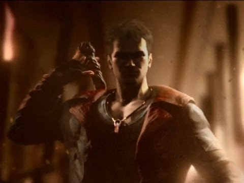 DmC Devil May Cry - CG trailer