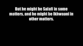 Difference between Manhaj and Aqeedah ? Shaykh Albaanee
