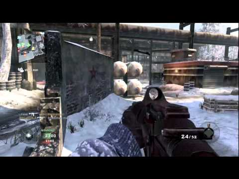 Black Ops | Commando TDM on WMD