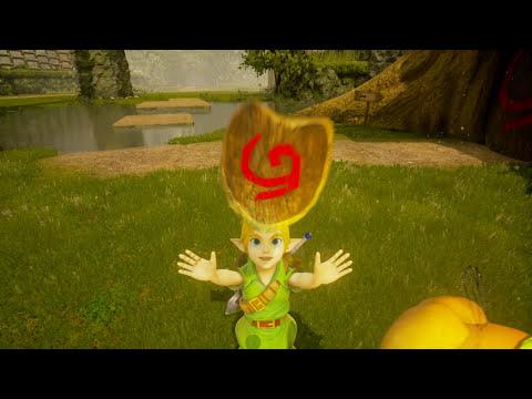 Zelda OoT UE4 Release Trailer [Download Link] PC