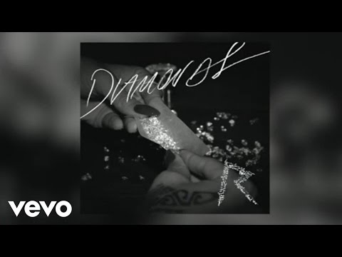 Rihanna - Diamonds (audio) video