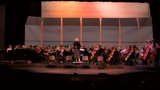 American Fork High School - Orchestra Fall Concert - 2014 - Pirates of the Caribbean