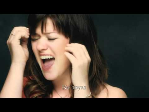 Kelly Clarkson - Dark Side (subtitulos Español) video