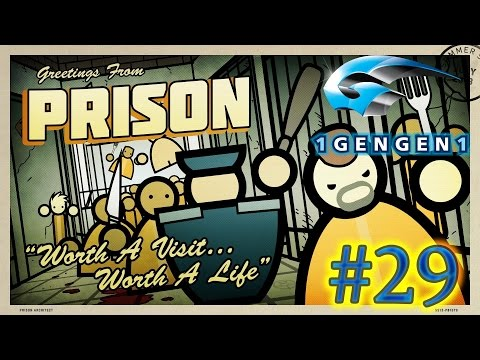 Prison Architect Arabic هندسة السجون المعماريّة : الحلقة#29