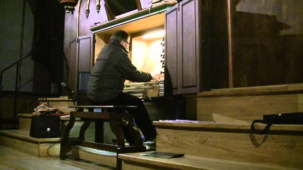 Widor - Toccata z V symfonii (Katedra Olsztyn) - Arkadiusz ...