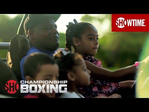 Luis Ortiz on Daughter's Battle   Wilder vs. Ortiz   March 3 on SHOWTIME