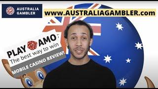 Playamo Mobile Casino Review 2021