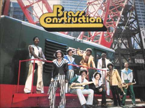 Brass Construction - Movin Hq